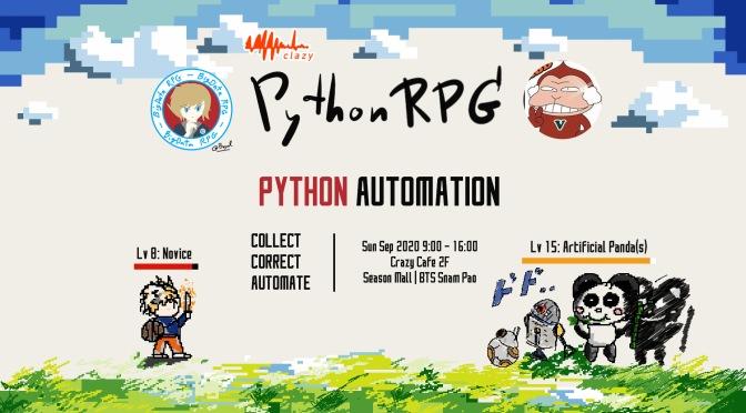 Workshop Python Automation